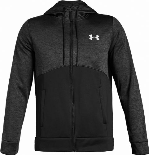 Under Armour Black Storm Armour Full Zip Mens Training Hoody